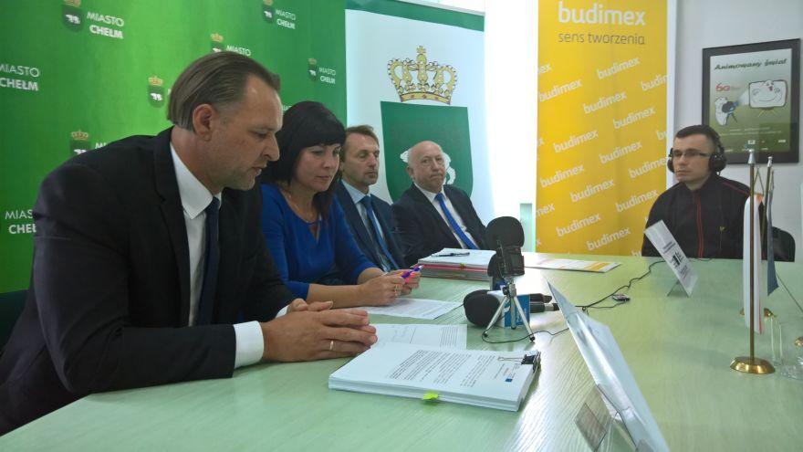 Umowa BUDIMEX DK 12