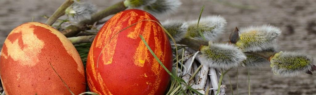 Healthy, peaceful and joyful Easter